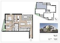 Foto 6 : Appartement te 3740 BILZEN (België) - Prijs € 357.084