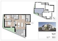 Foto 6 : Appartement te 3740 BILZEN (België) - Prijs € 313.433