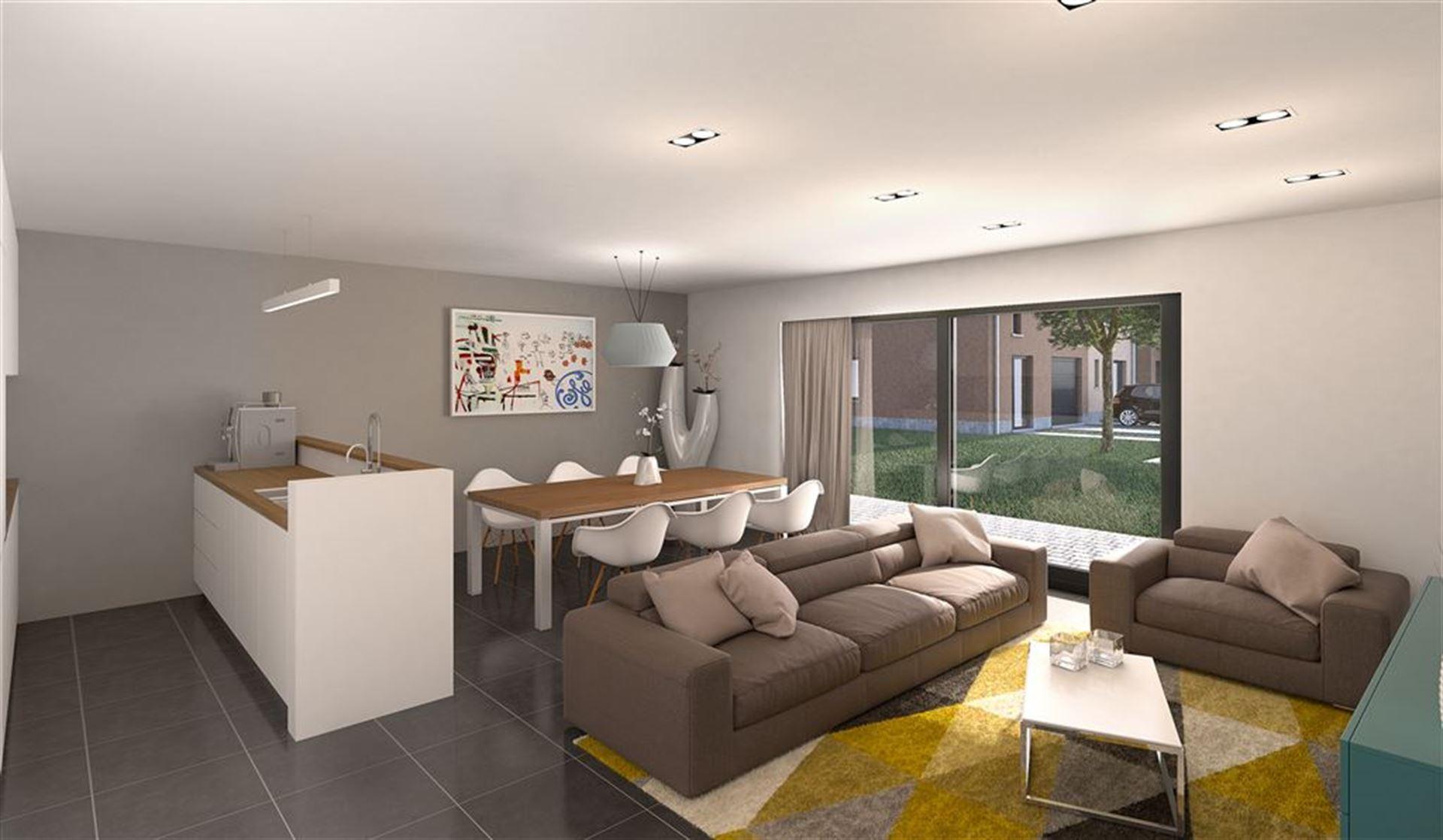 Promotion immobilière - 7640 PÉRONNES-LEZ-ANTOING