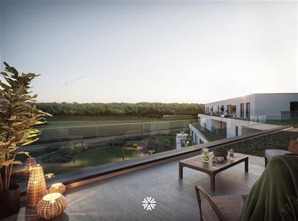 Kwalitatief appartement met prachtig uitzicht