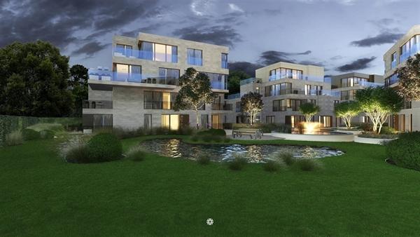 Prachtig villa appartement in centrum Beveren-Waas