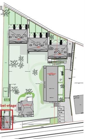 Naast de gekende 'Villa Santa Maria', één van de mooiste woningen van Liedekerke, zal in de loop van 2019 een uniek woonproject worden opgetrokken o...