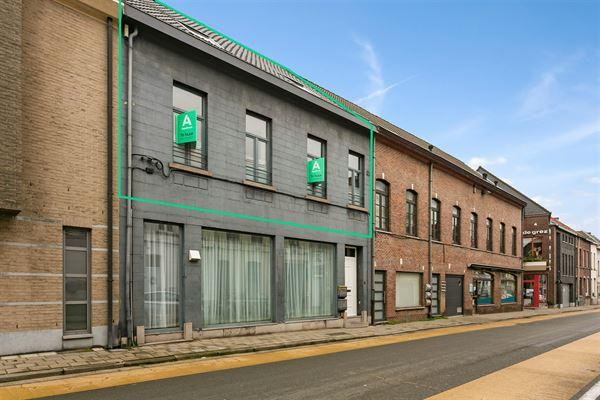 Ruim gerenoveerd duplex appartement te huur in centrum Aalst! Gelegen dichtbij Koningin Astridpark, op 10 minuten wandelen van het station Aalst en op...