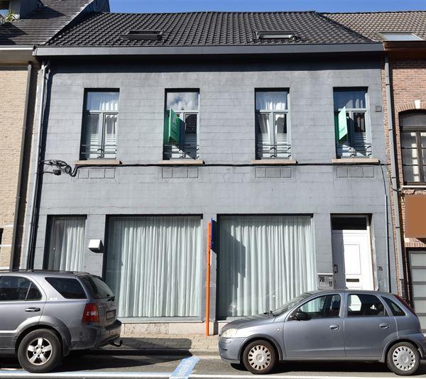 Opbrengsteigendom met netto-rendement van 3,88 %!  Te koop nabij het centrum van Aalst: appartementsgebouw bestaande uit een gelijkvloers eenslaapka...